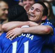 Frank Lampard és Didier Drogba