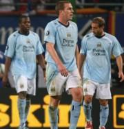Csalódott Manchester City-játékosok