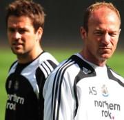 Michael Owen és Alan Shearer