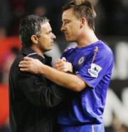 José Mourinho és John Terry