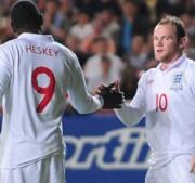 Emile Heskey és Wayne Rooney