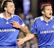 John Terry és Frank Lampard