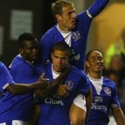 Az Everton gólöröme