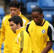 Michael Ballack, Deco és Didier Drogba