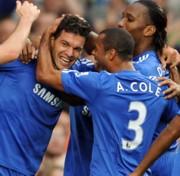 Nagy az öröm a Chelsea-nél