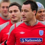 Frank Lampard és John Terry