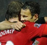 Wayne Rooney és Ryan Giggs