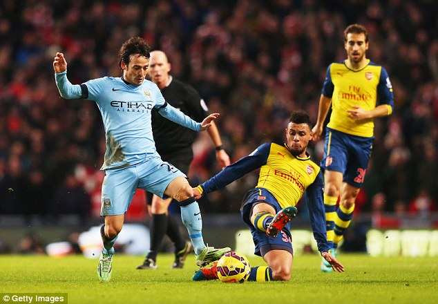 city - arsenal